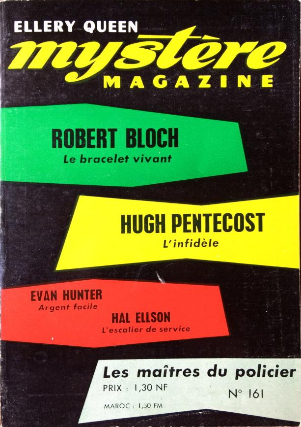 Mystère Magazine n°161