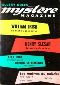 Mystère Magazine n°164