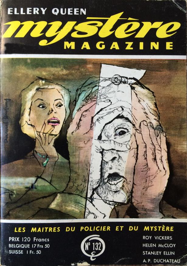 Mystère magazine n°132
