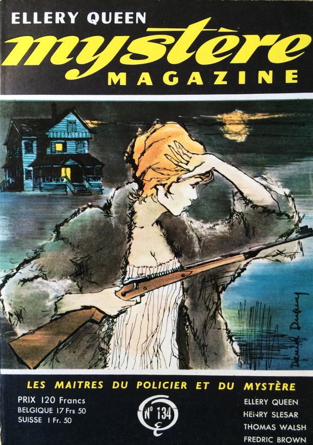Mystère magazine n°134