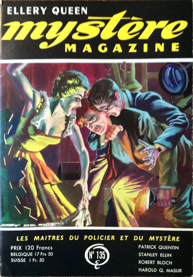 Mystère magazine n°135