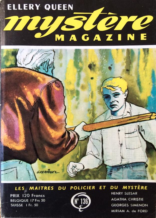 Mystère magazine n°136