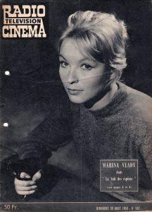 Radio Télévision Cinéma n°502
