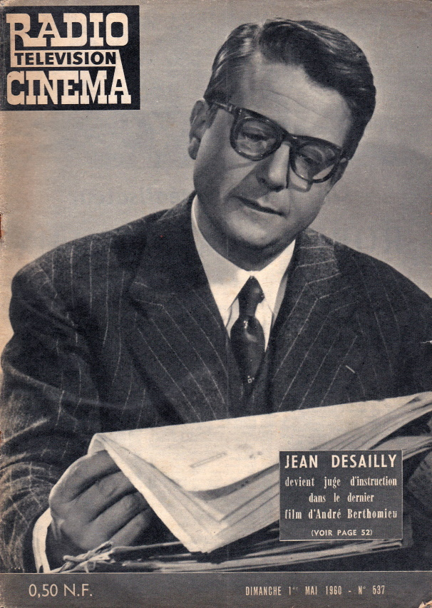 Radio Télévision Cinéma n°537
