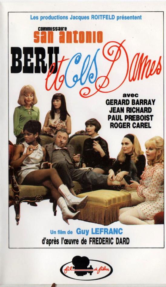 VHS Béru et ces dames