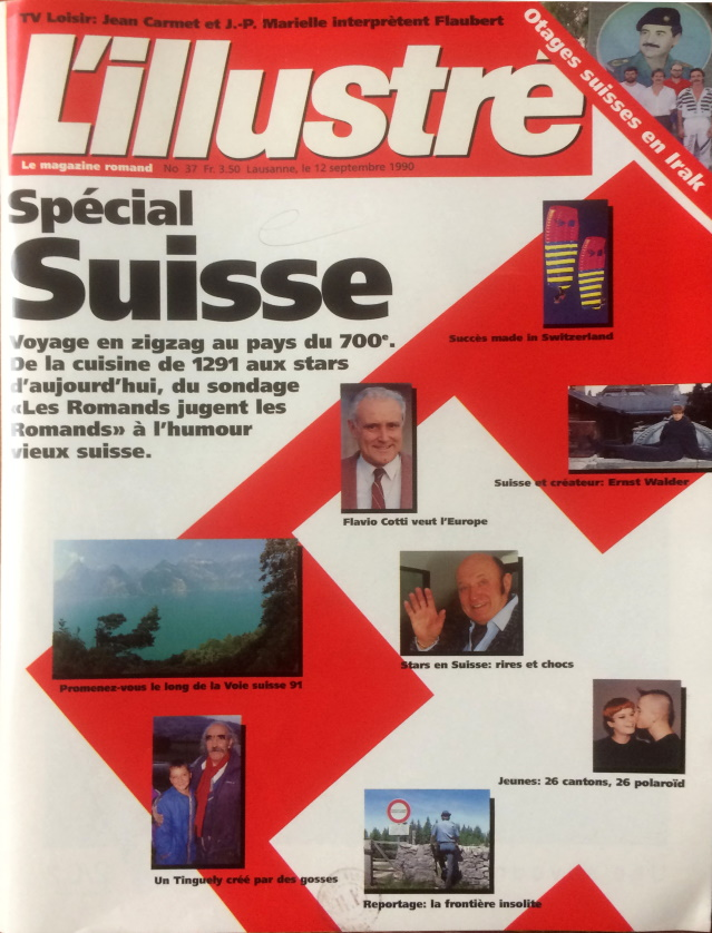L'illustré n°37/1990