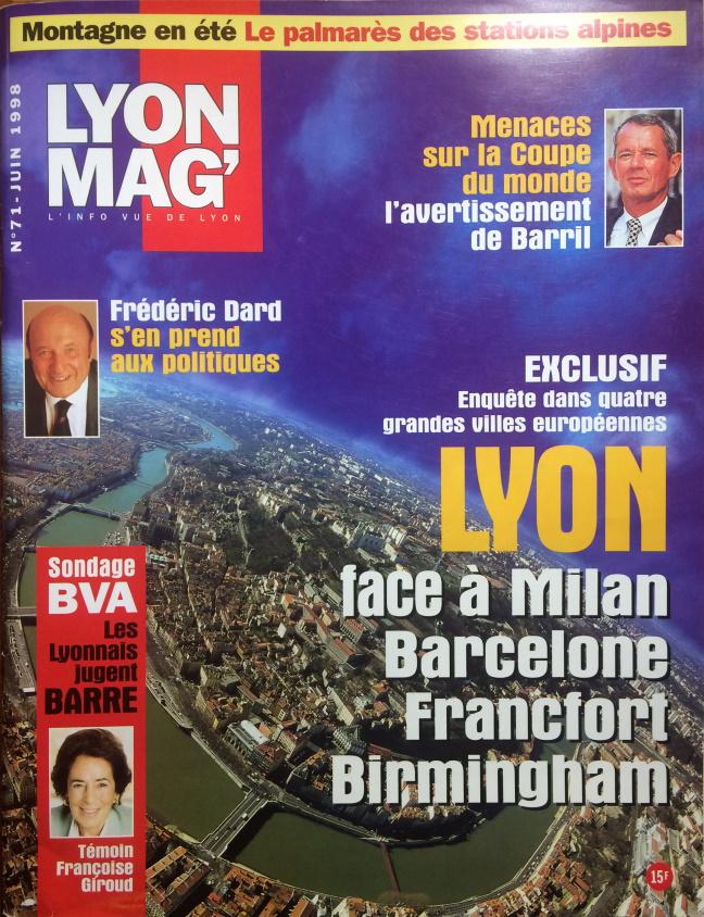 Lyon magazine n°71