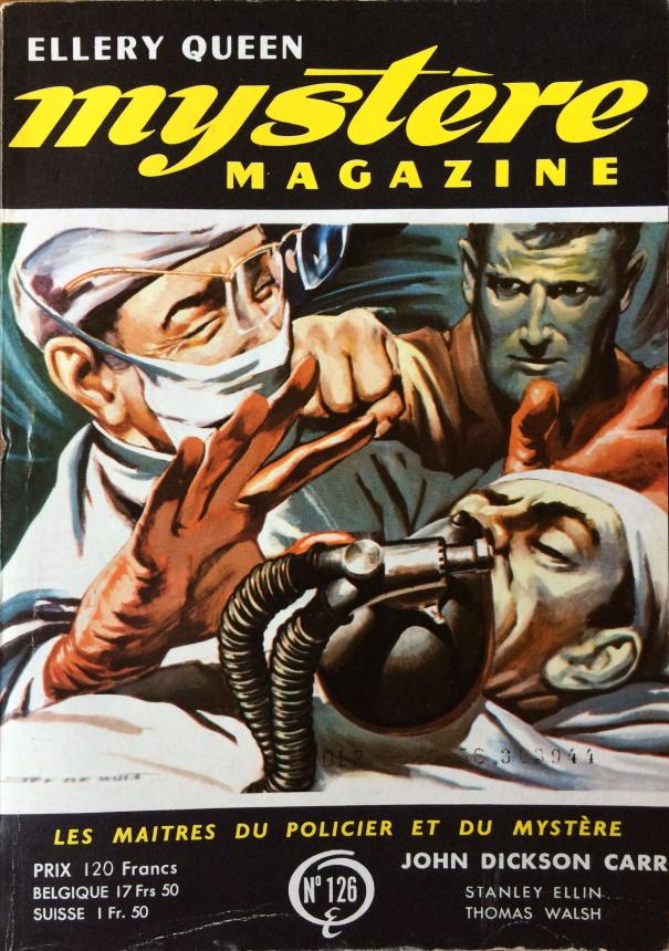 Mystère magazine 126