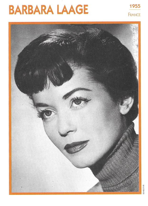 Barbara Laage