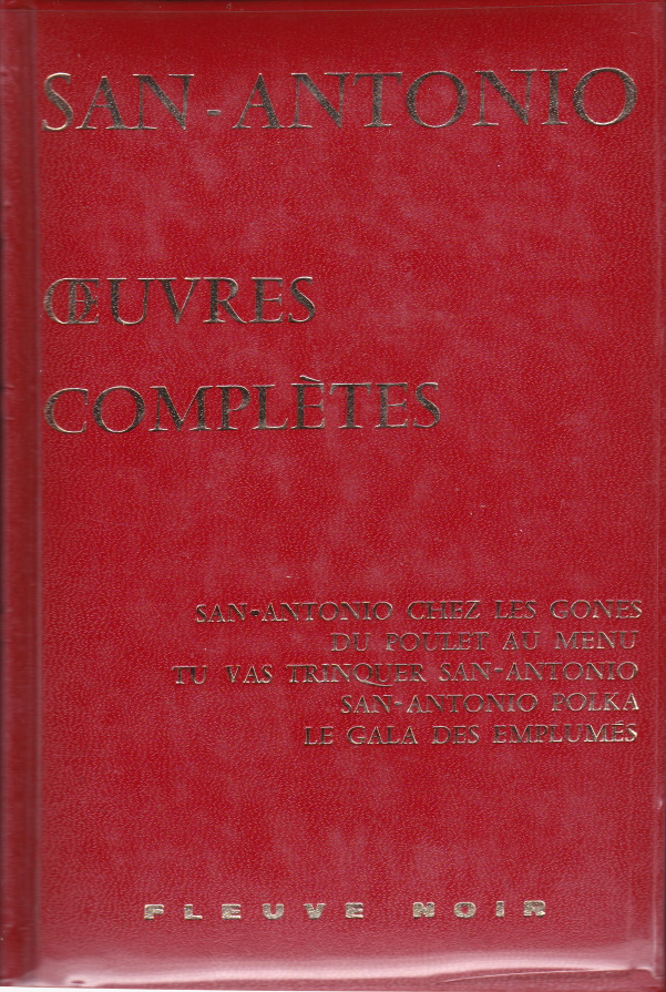 Oeuvres complètes V eo
