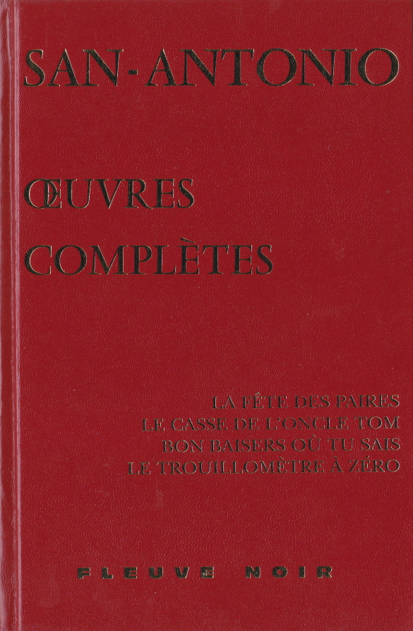 Oeuvres complètes XXIX eo