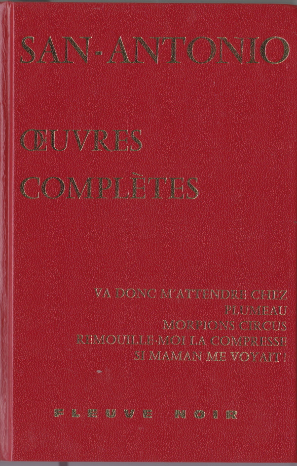 Oeuvres complètes XXV eo