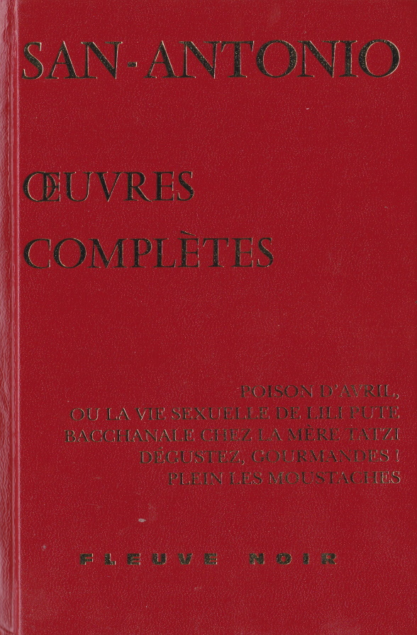 Oeuvres complètes XXVII eo