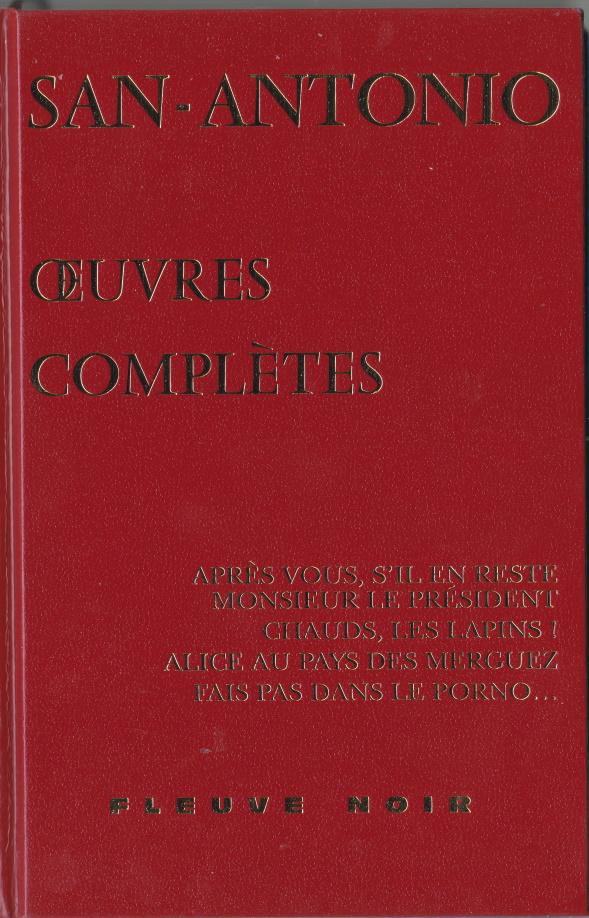 Oeuvres complètes XXVIII eo