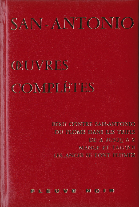 Oeuvres completes XII eo