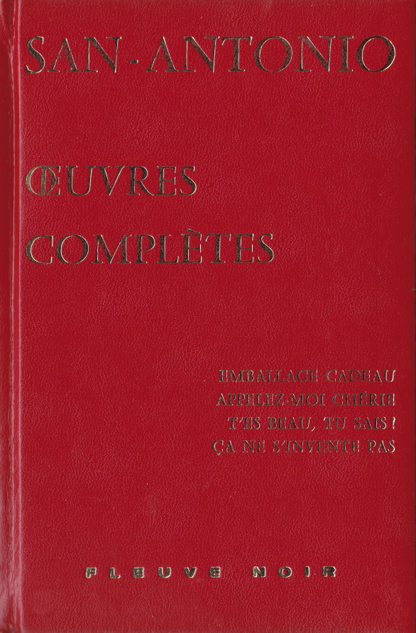 Oeuvres completes XVI eo