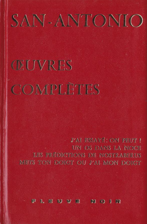 Oeuvres completes XVII eo