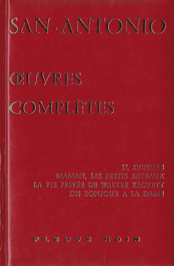 Oeuvres completes XVIII eo