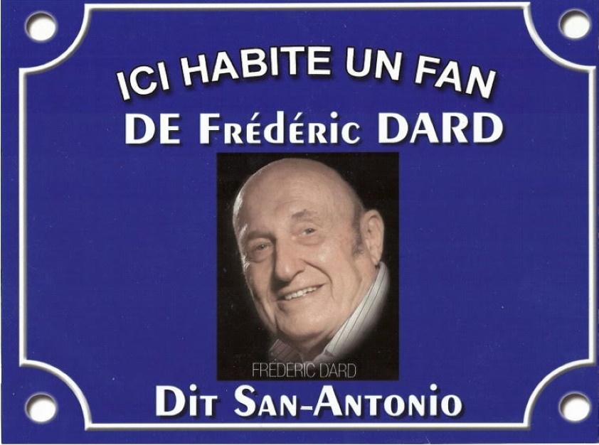 Plaque Fan de FD