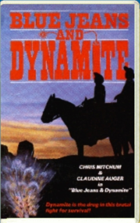 Blue Jeans and Dynamit VHS mars 1983