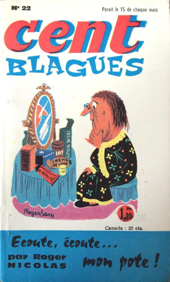 Cent Blagues n°22 série 2.