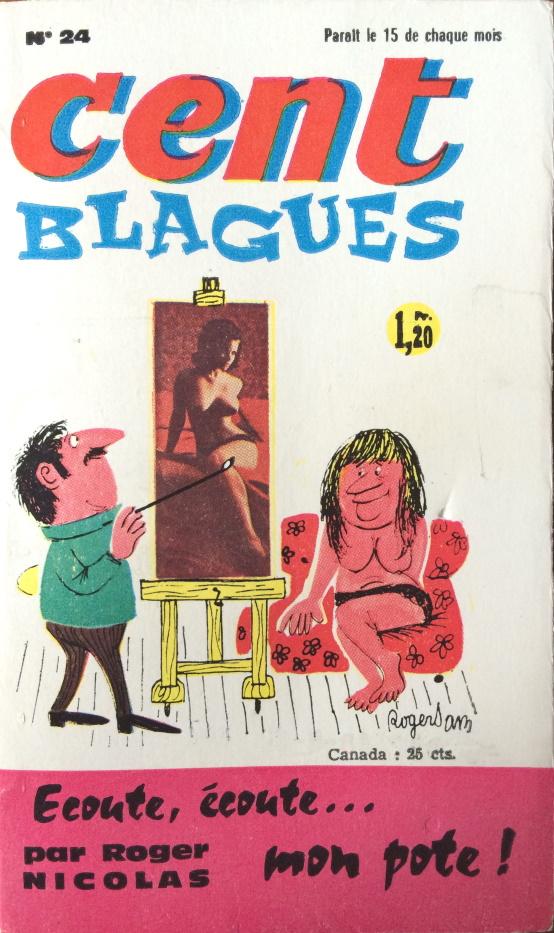 Cent Blagues n°24 série 2.