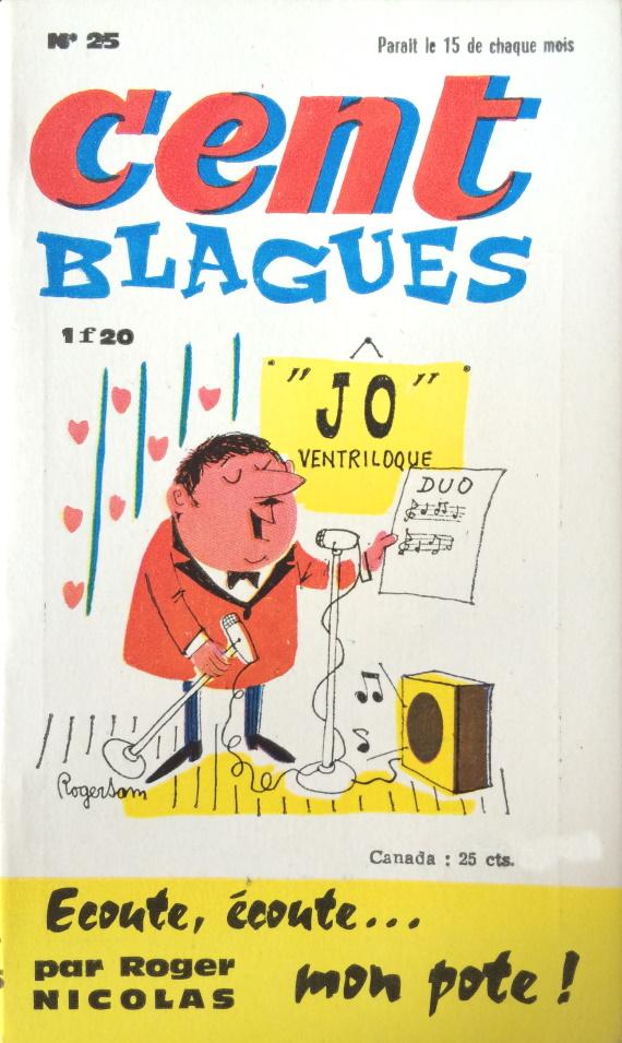 Cent Blagues n°25 série 2.