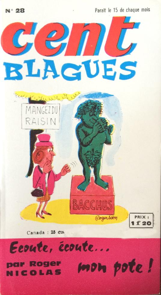Cent Blagues n°28 série 2.