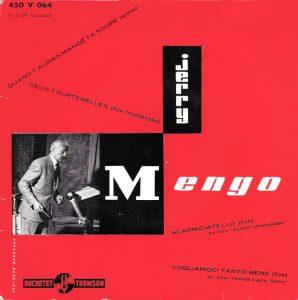 Disque Jerry Mengo (action immédiate)