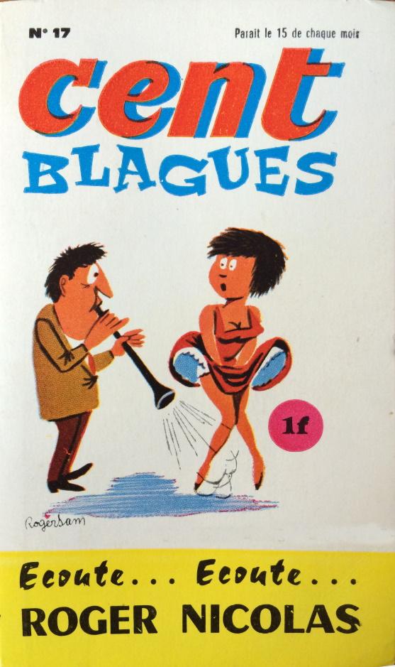 Cent Blagues n°17 série 2