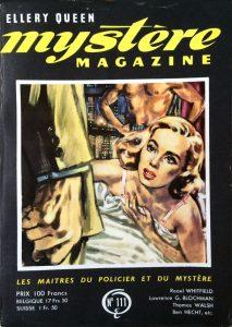 Mystère magazine 111