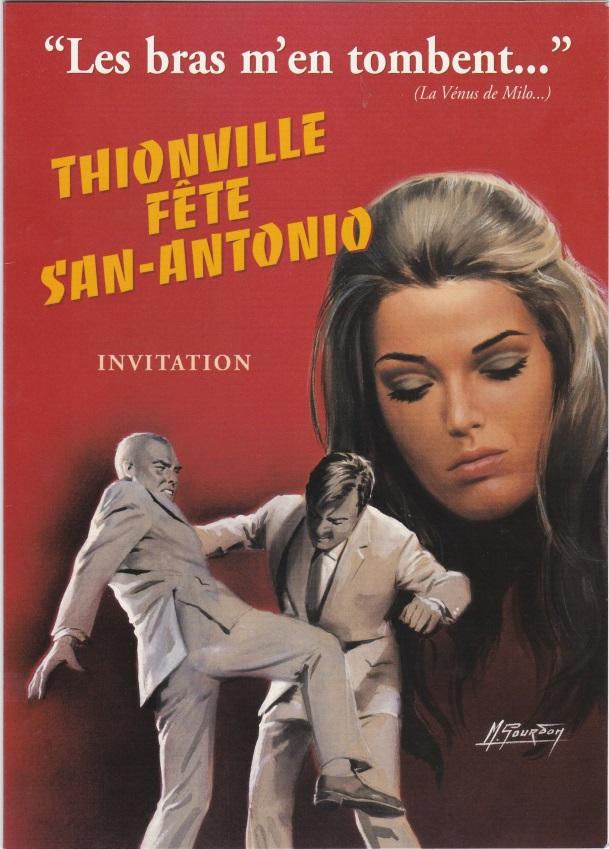 Thionville fête San-Antonio