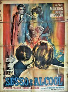 Affiche italienne des scélérats