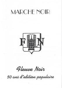 Catalogue Marché noir n°12 mars 2000