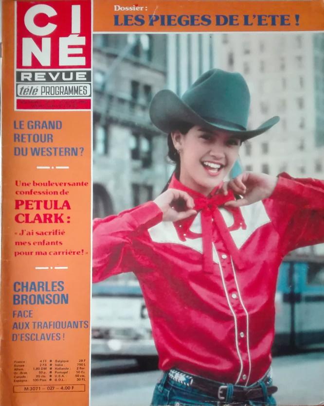 Ciné Revue Télé programmes n°27 du 3 juillet 1980