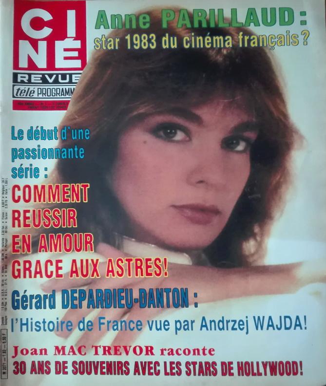 Ciné revue télé programmes n°1 du 6 janvier 1983