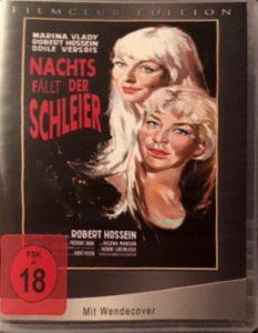 DVD allemand Toi le venin