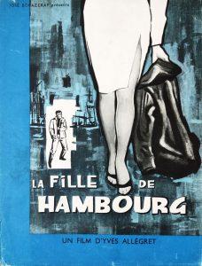 Dossier de presse La fille de Hambourg