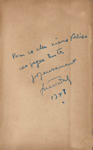 Envoi Félix Benoit Au massacre mondain