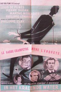 Le garde-champêtre mène l'enquête 60 sur 80 Belgique Ciné Vog Films S.A. 1