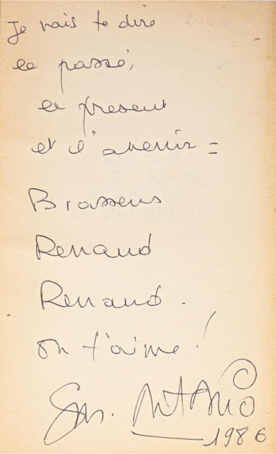 Dédicace Renaud_apres-vous-sil-en-reste-monsieur-le-president_1986