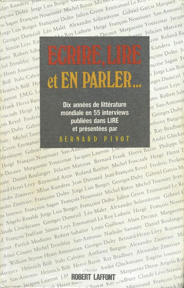 Ecrire, lire et en parler_1985_recto