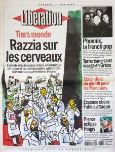 Libération n°5929 - 9 juin 2000