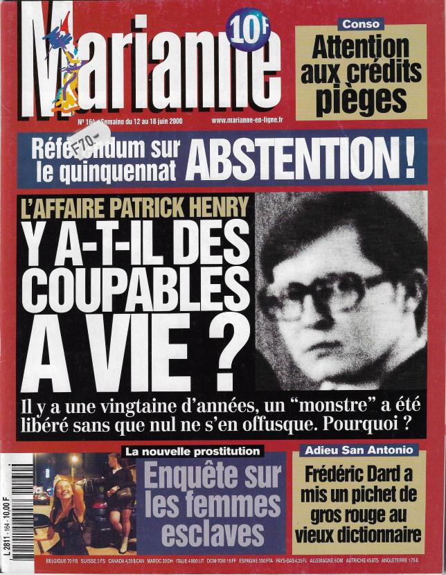 Marianne n°164